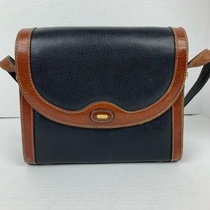 Vintage Bally Crossbody Bag